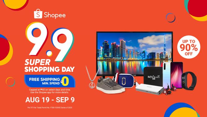 9 Insane Deals this Shopee's 9.9 Super Shopping Day