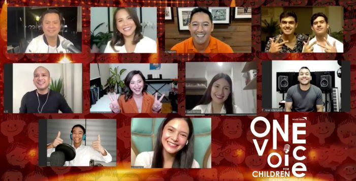 "World Vision Ambassadors Come in Full Force for the ""One Voice for Children"" Virtual Concert"