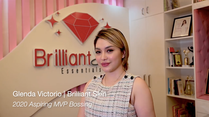 Aspiring MVP Bossing Glenda Victorio rises from crisis and thrives