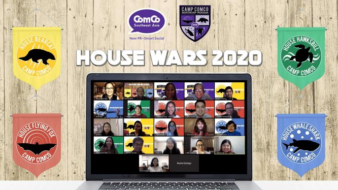ComCo Southeast Asia concludes House Wars 2020, opens Camp ComCo Cycle 14
