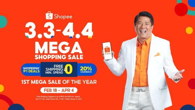 Kuya Wil is Shopee's newest brand ambassador