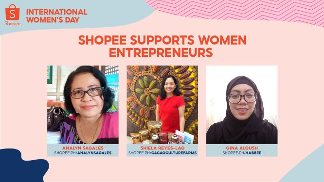Shopee: Recognizing Women Entrepreneurs Making a Difference in E-Commerce