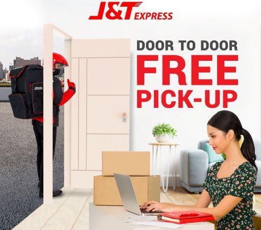 J&T Express' free door-to-door service in NCR during ECQ to help MSMEs