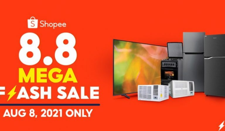 Freebies Galore plus up to 58% off on Western Appliances products this 8.8 Mega Flash Sale