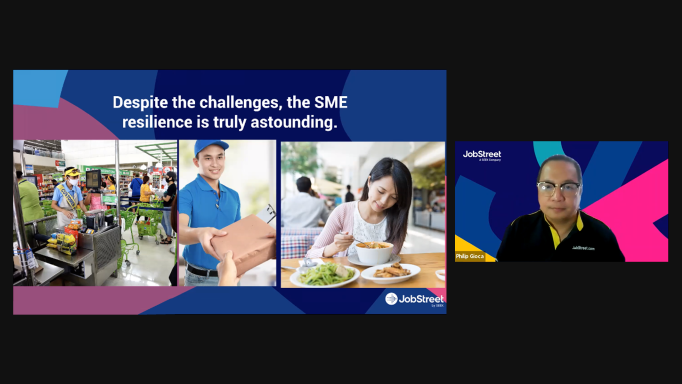 JobStreet empowers SMEs in Southeast Asia via online workshop