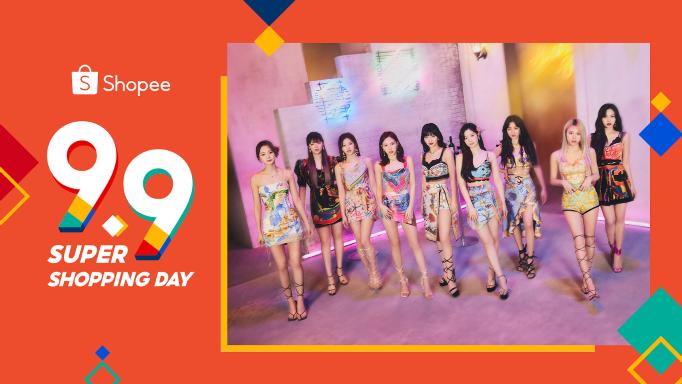K-Pop Girl Group TWICE to perform via Shopee Live