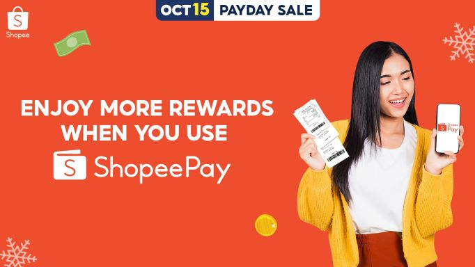 Save More When Paying for Bills via ShopeePay during this Payday Sale