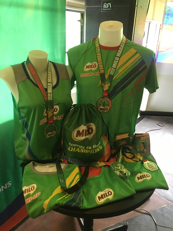 To Build Champions: The Continuing Legacy of the National Milo Marathon