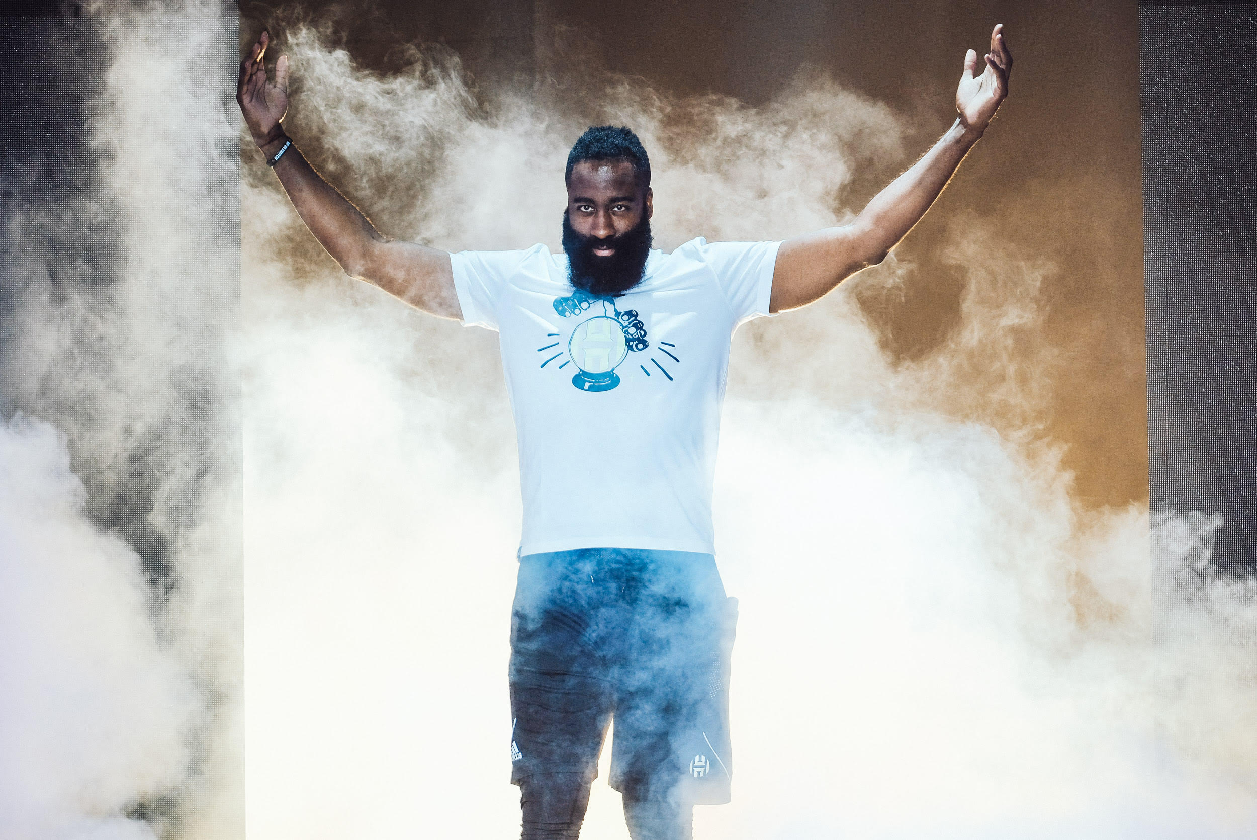 adidas x James for Harden for Free To Harden Freestyle Hub