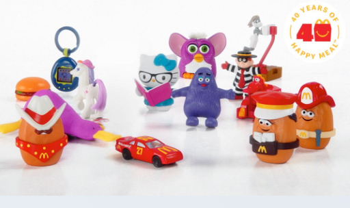 McDonald's most-loved Happy Meal toys are making a comeback
