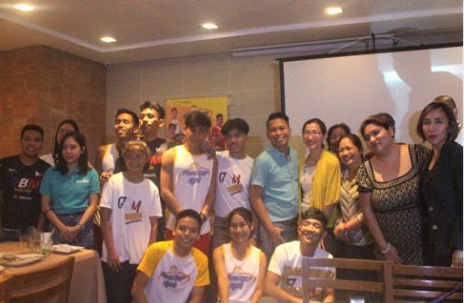 La Filipina gives hope to Filipino athletes with its first Power Up Run