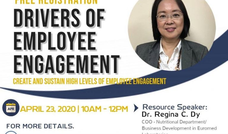 FREE Webinar on Employee Engagement from PMAP