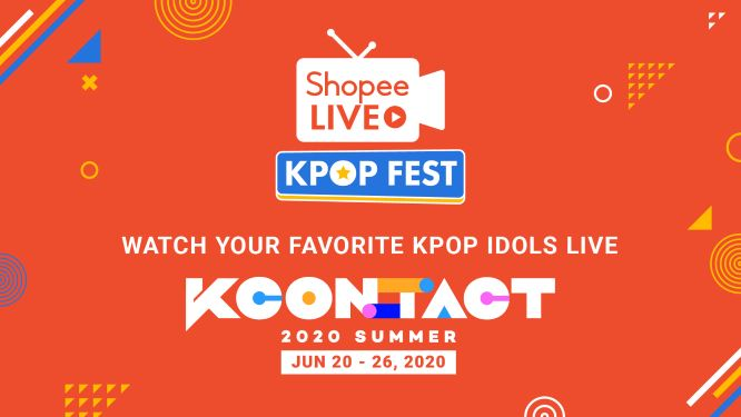 Shopee partners with CJ ENM to bring KCON online, featuring Kpop icons