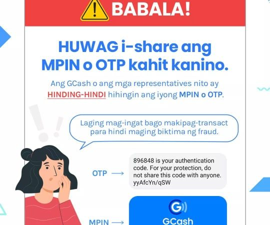 5 Simple Tips to Protect Your GCash Account from Scammers