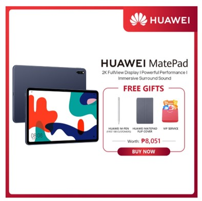 Shopee offers 4 new Huawei products with exciting freebies