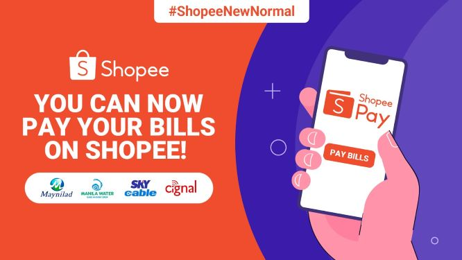 Shopee Now Offers Users An Easy and More Convenient Way to Pay for their Utility Bills