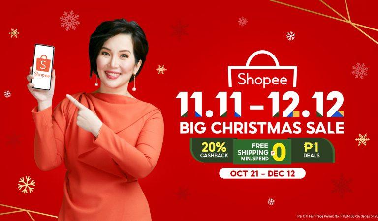 Kris Aquino is Shopee's New Brand Ambassador for the 11.11 – 12.12 Big Christmas Sale