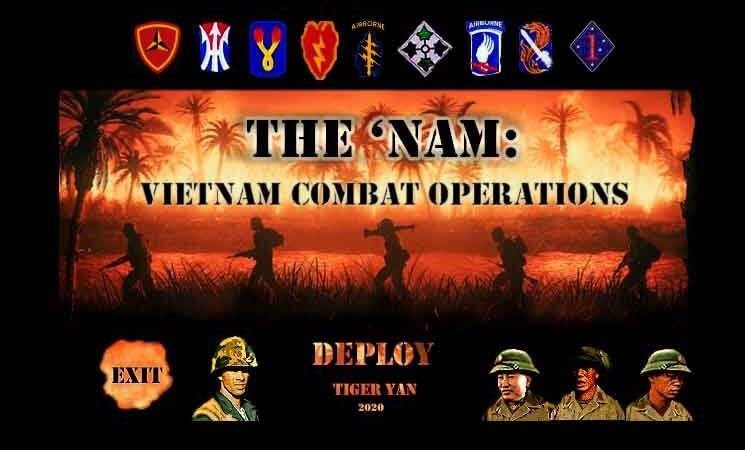 Filipino Creates Game on Vietnam War during the pandemic