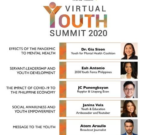 More than 2,000 students nationwide attended World Vision's Virtual Youth Summit