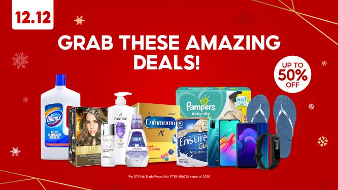 Shopee Launches 12.12 Big Christmas Sale,