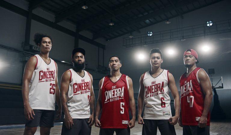 Barangay Ginebra gives back via 'Bagong Tapang Jersey Promo'