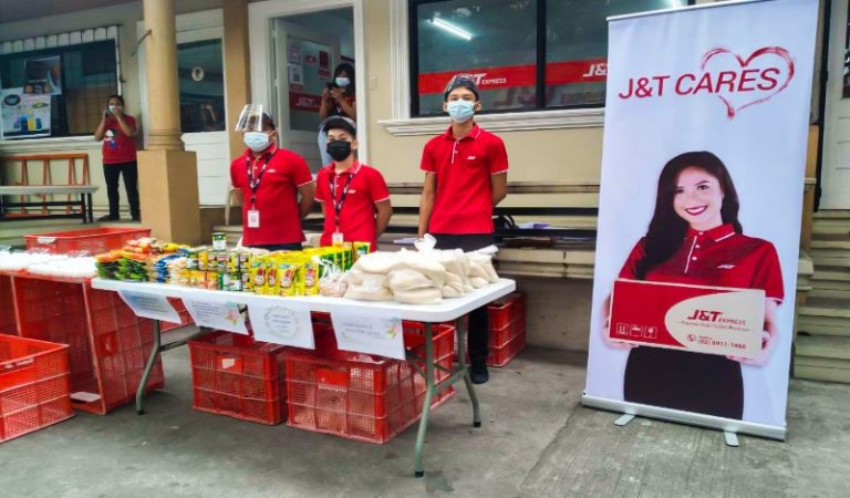 """J&T Express Launches """"J&T Pantry"""""""