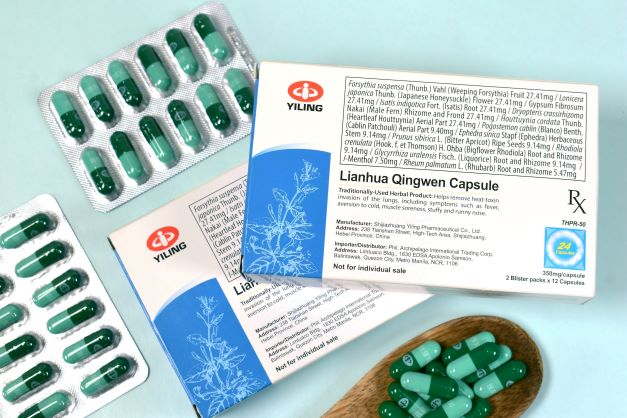 DFA and Lianhua Qingwen capsule importer host webinar about PH and China's COVID-19 experience