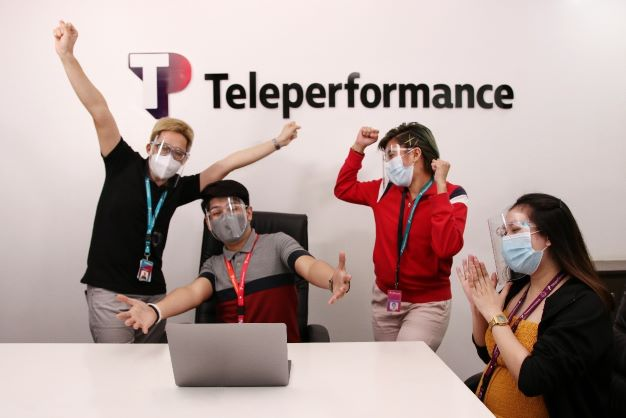 Teleperformance Philippines is certified Great Place to Work® for 4 straight years