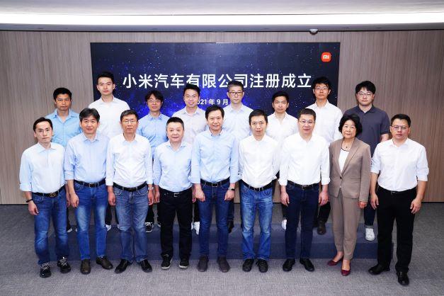 Milestone: Xiaomi ushers Smart Electric Vehicle Business