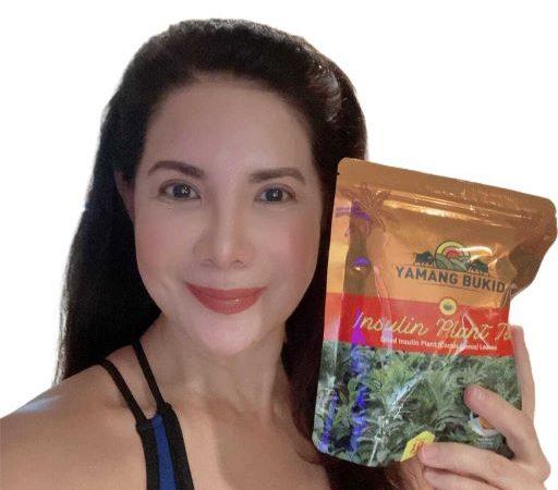 Carmi Martin advocates healthy living with health tea