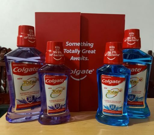 Shopee Find: Make the Switch to Colgate's Greatest Mouthwash Yet