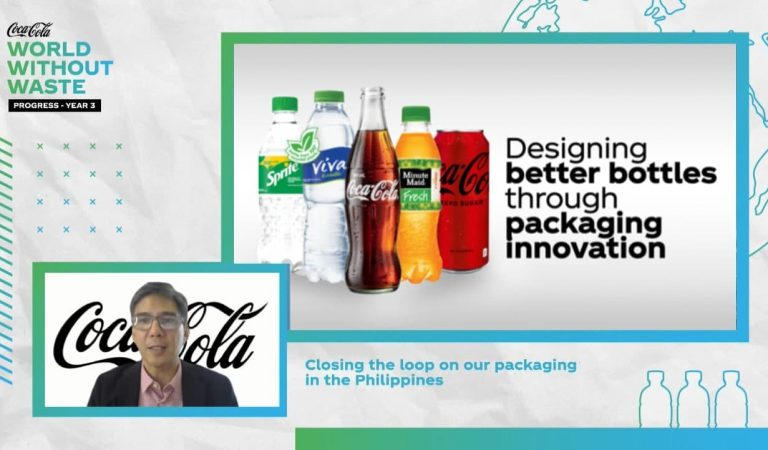Coca-Cola PH shares progress towards a 'World Without Waste' in the country